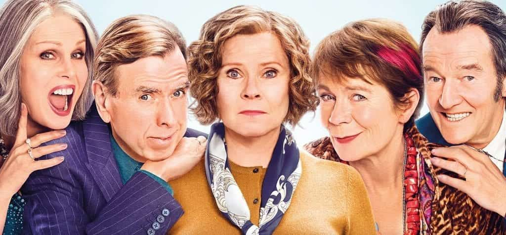 'Finding Your Feet'