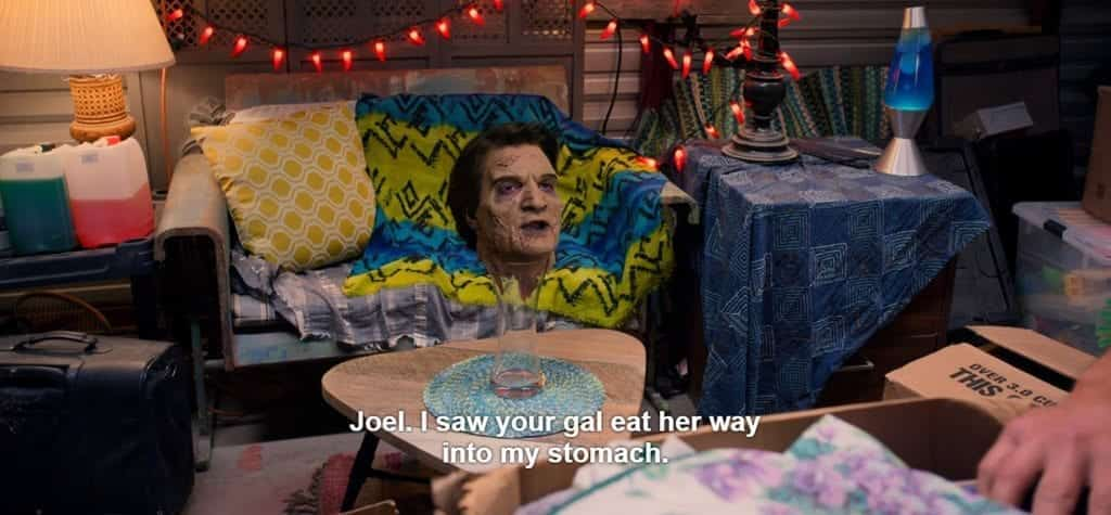 I saw your gal eat her way into my stomach.