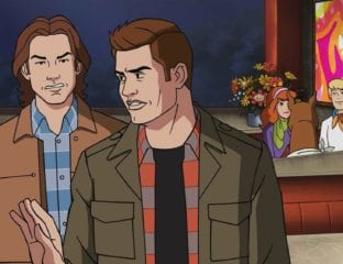 The long-awaited 'Supernatural' crossover episode with Scooby Doo is mere days away. While we haven't seen the episode, we're already convinced it may become one of those legendary TV crossovers that people talk about for years to come. With that in mind, here are nine other genius TV crossover episodes.