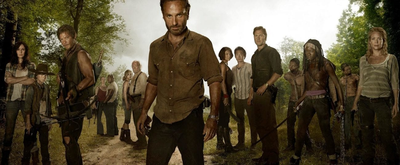 Whether it be zombies, nuclear bombs, or viral epidemics, end-of-the-world TV shows are always great. Here are ten of the best to shart your pants to.