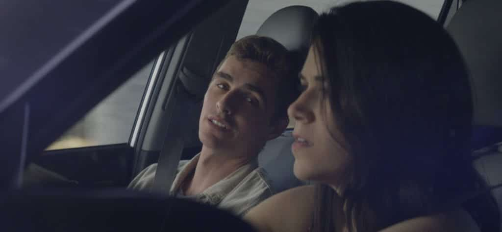 Dave Franco and Abbi Jacobson in Netflix's '6 Balloons'
