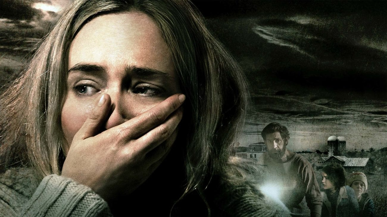 Proving that Paramount is keen to milk every last drop from the most popular proverbial udder of their film farm, a sequel to John Krasinski's horror hit 'A Quiet Place' is definitely happening. We can probably expect a computer game, lunch box set, and theme park ride to quickly follow, too.