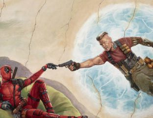 'Deadpool 2' is set to hit theaters on May 18 and we're completely stoked for it. So stoked we went ahead and ranked the fifteen best moments from the new 'Deadpool 2' trailer. Take it away, Wade!