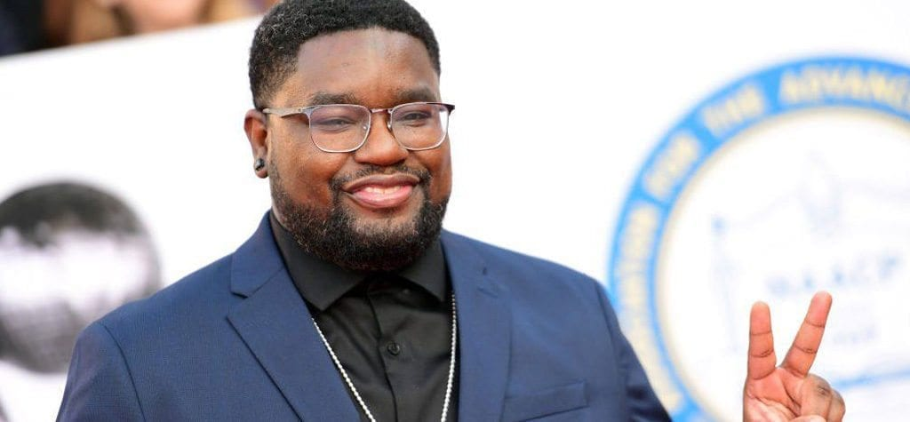 LilRel Howery in 'Get Out'
