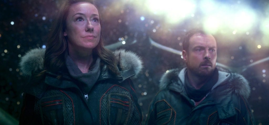 Netflix's 'Lost in Space'