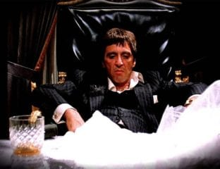 While we wait for international cocaine trafficking 'ZeroZeroZero', here's a ranking of the most addictive shows and movies about cocaine.