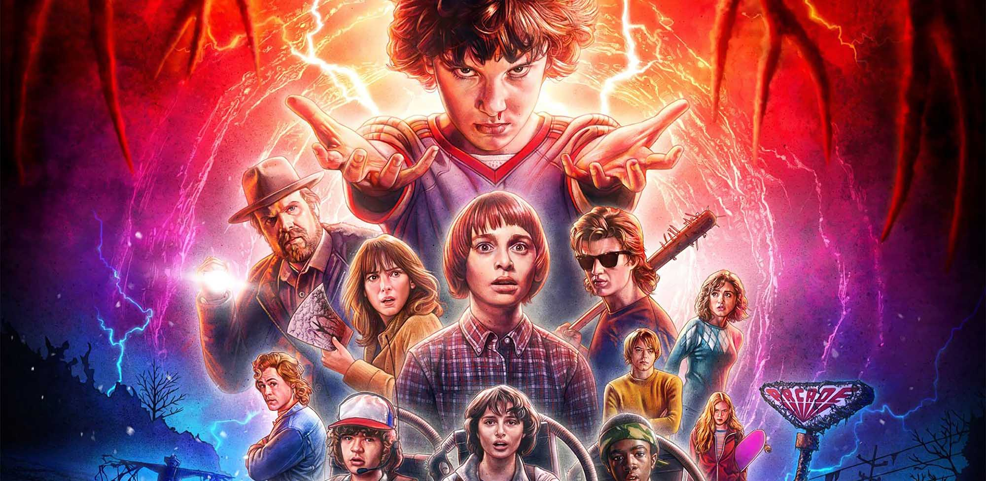 """Looks like the 'Stranger Things' creators are being sued for allegedly """"stealing"""" the idea for their hit show. Can one actually steal an idea?"""