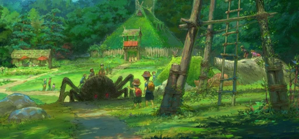 Inside the Studio Ghibli theme park