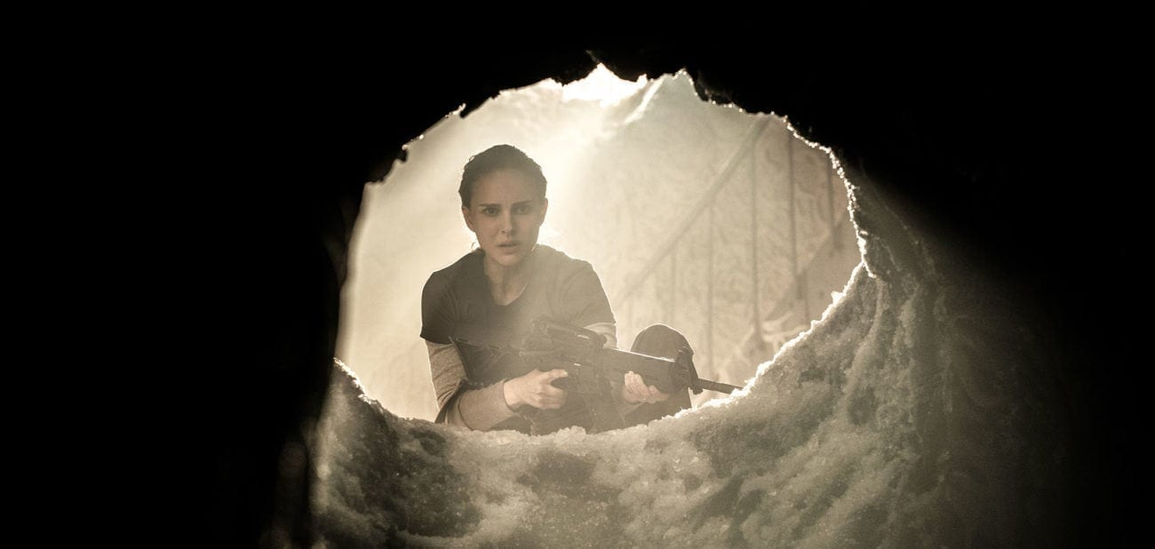 """Both filmmaker Alex Garland and Paramount Pictures have said """"no"""" to a sequel to Netflix hit 'Annihilation'. Here's why this answer is the right one."""
