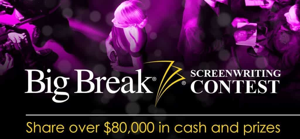 Big Break Screenwriting Contest