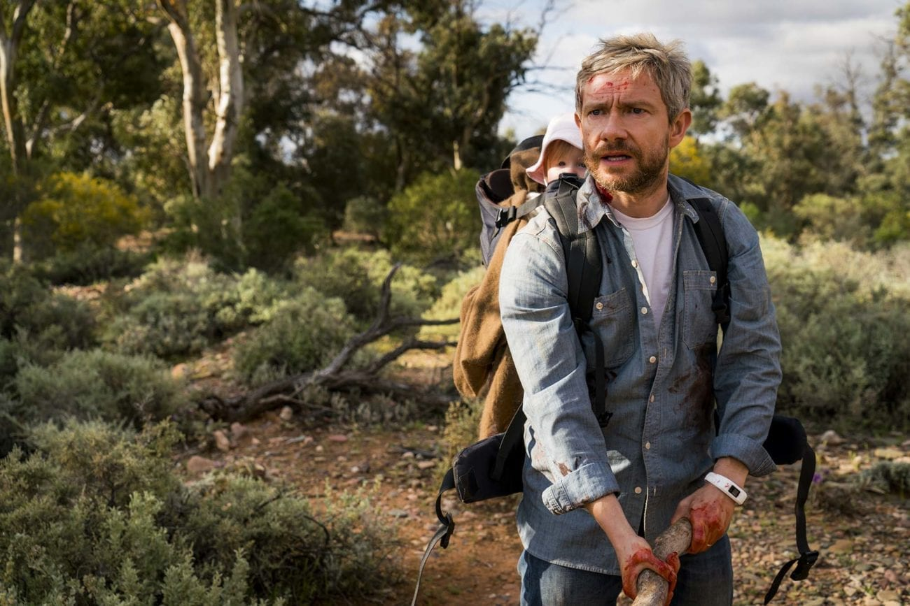 From the producer of 'The Babadook' and directors Ben Howling & Yolanda Ramke comes 'Cargo', a post-apocalyptic drama about a father (Martin Freeman) racing against the clock to protect his infant daughter from zombie attacks. Available to stream now on Netflix.