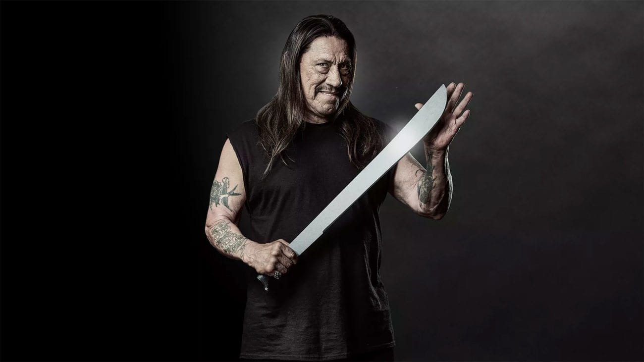 To celebrate Danny Trejo's 75th birthday, we've ranked the eight most outrageous moments from the actor's actual life and his bombastic career so far.