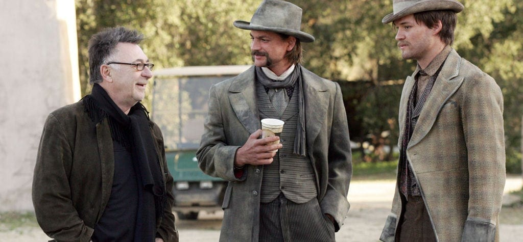 'Deadwood' creator David Milch