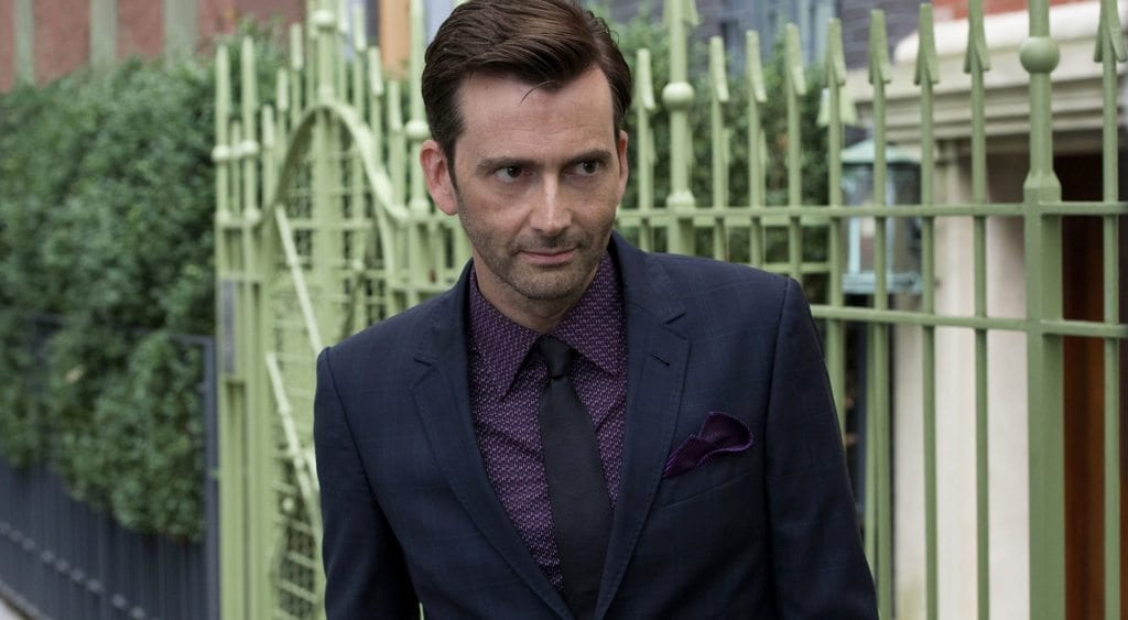 If you absolutely can't get enough of David Tennant, you're likely very excited about his new movie 'Bad Samaritan' finally being released in theaters. Here are eight times Tennant pulled off a jaw-dropping feat of pure badass that make us root for him regardless of whether he's playing a good or bad guy.