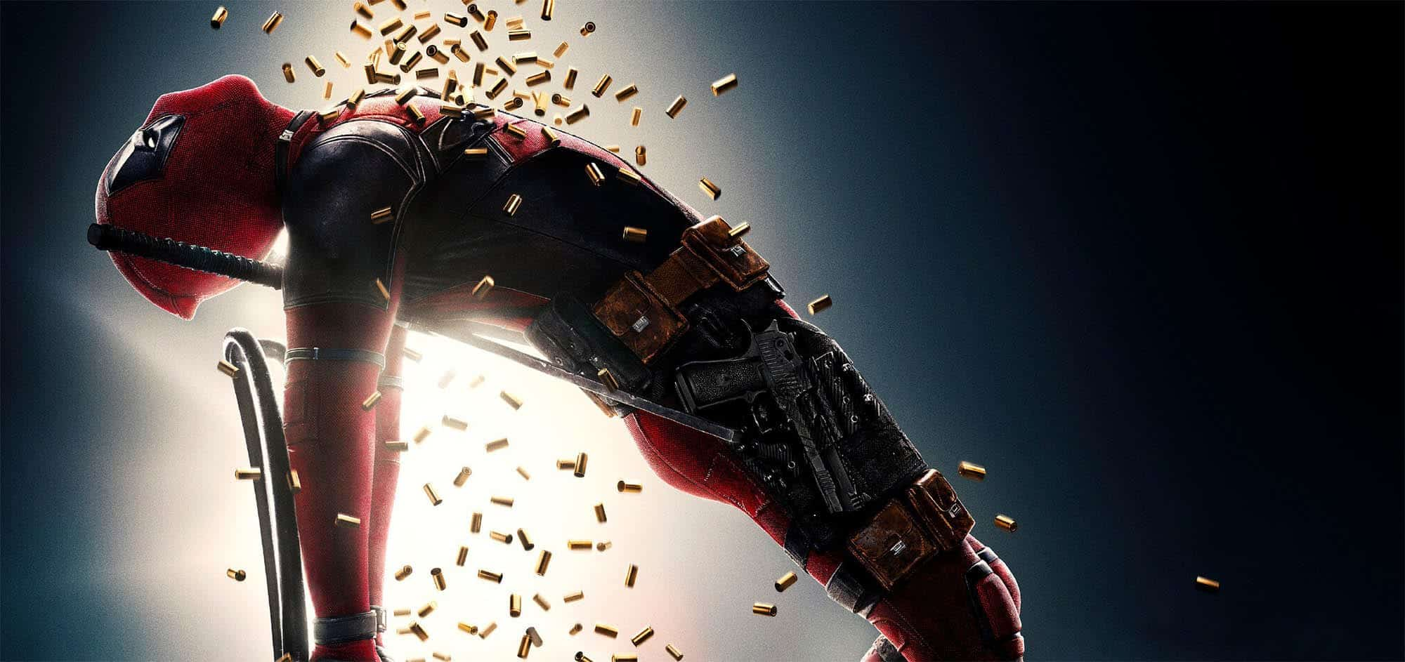"""'Deadpool 2' arrived in UK cinemas this week and in a new interview with the leather clad anti-hero, we learn about the eventful Deadpool journey from inception through to the """"expansive two movie universe"""" it's become."""