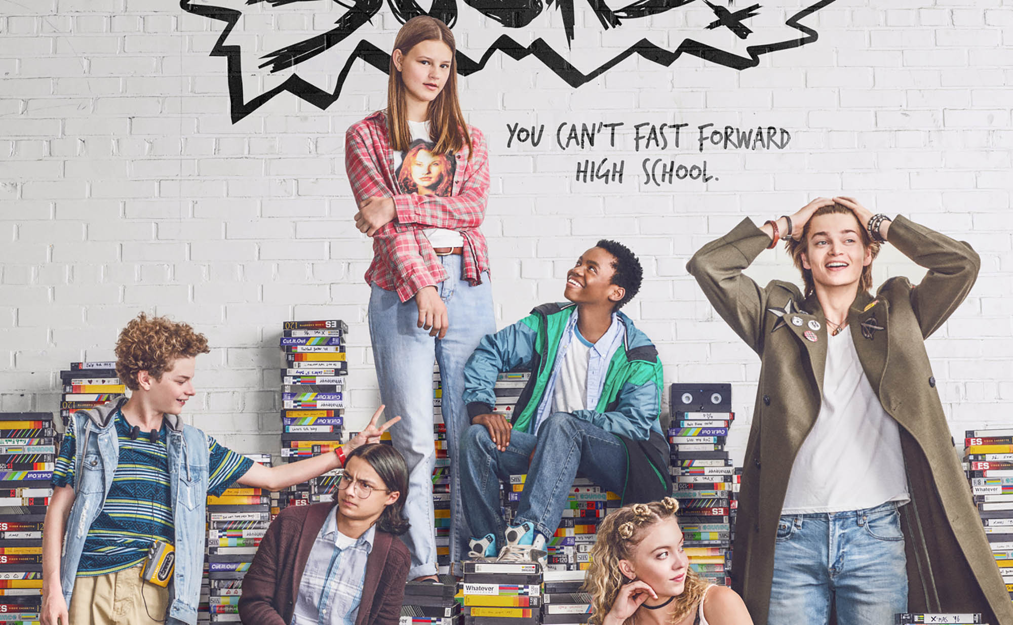 A quirky coming of age story that follows two groups of high school misfits, 'Everything Sucks!' follows an A/V and drama club who collide in 1996 Oregon.