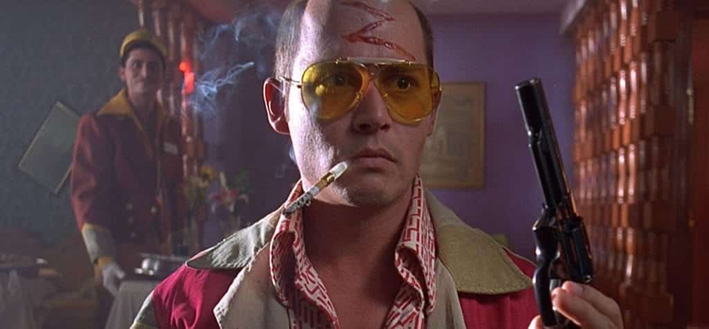 'Fear and Loathing in Las Vegas'