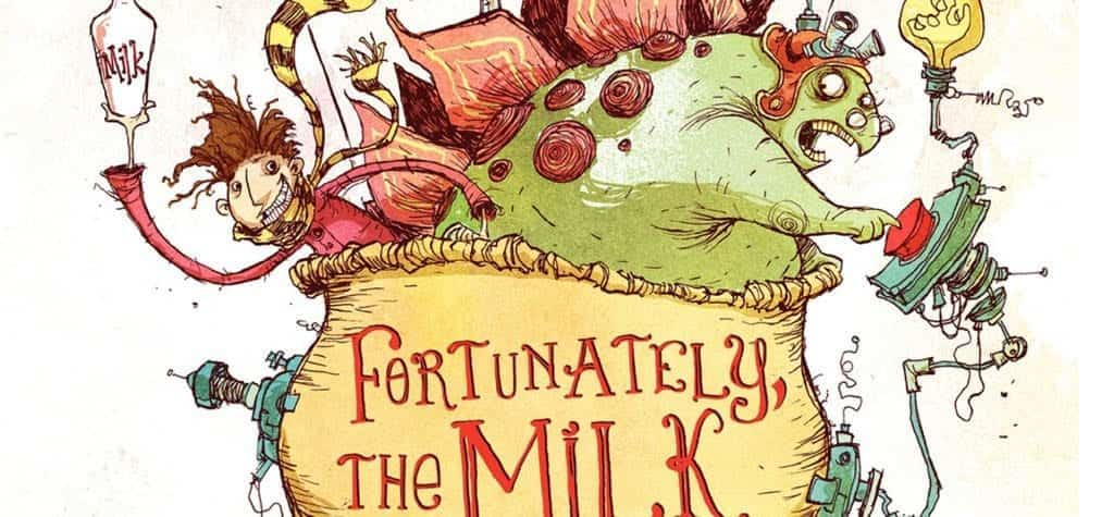 'Fortunately, The Milk'