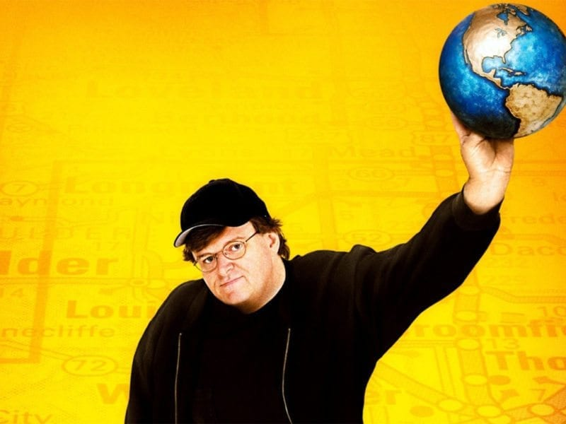 As the years have dwindled miserably by, it's clear we were hoodwinked into thinking Michael Moore is some genius of social and political discourse.