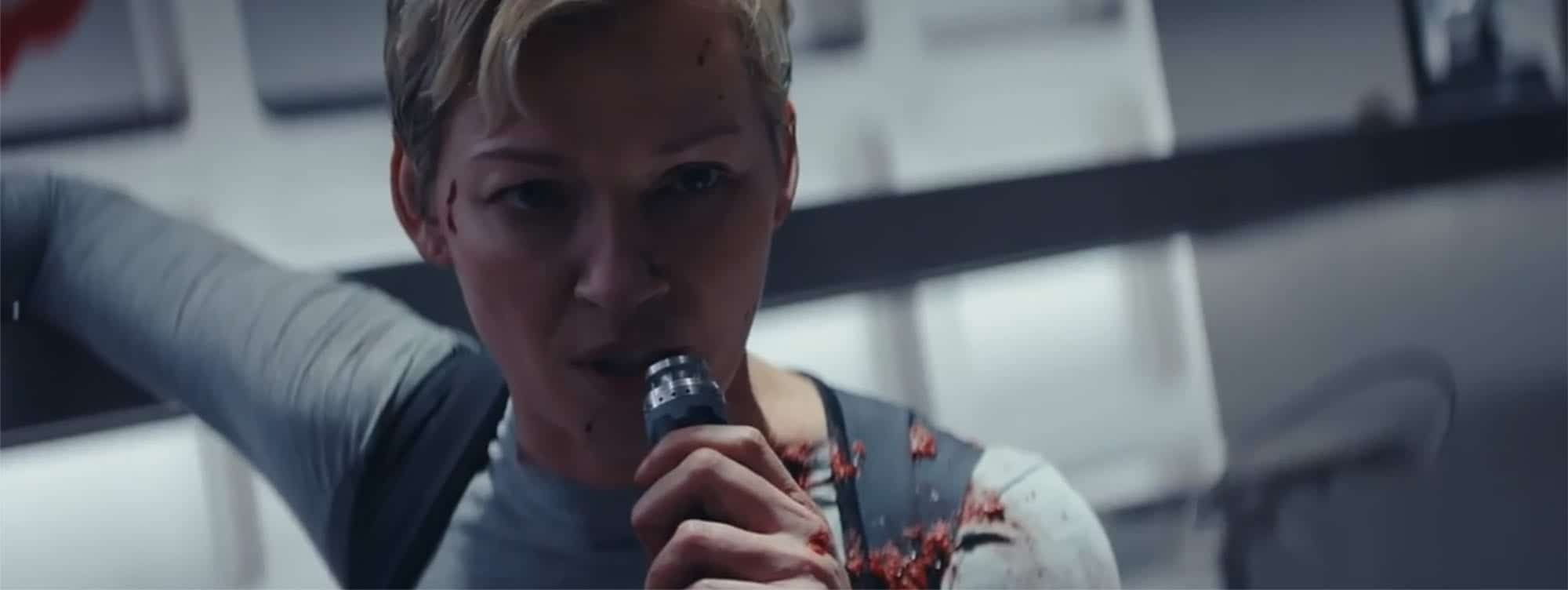 Set in the year 2093, 'Nightflyers' is a psychological thriller following a team of scientists aboard a spaceship as they journey to find other life forms.