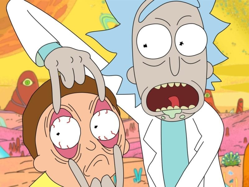 Adult Swim renewed 'Rick and Morty' for 70 more episodes. To celebrate, we rank the celebrity stars who've made guest appearances on the animated epic.