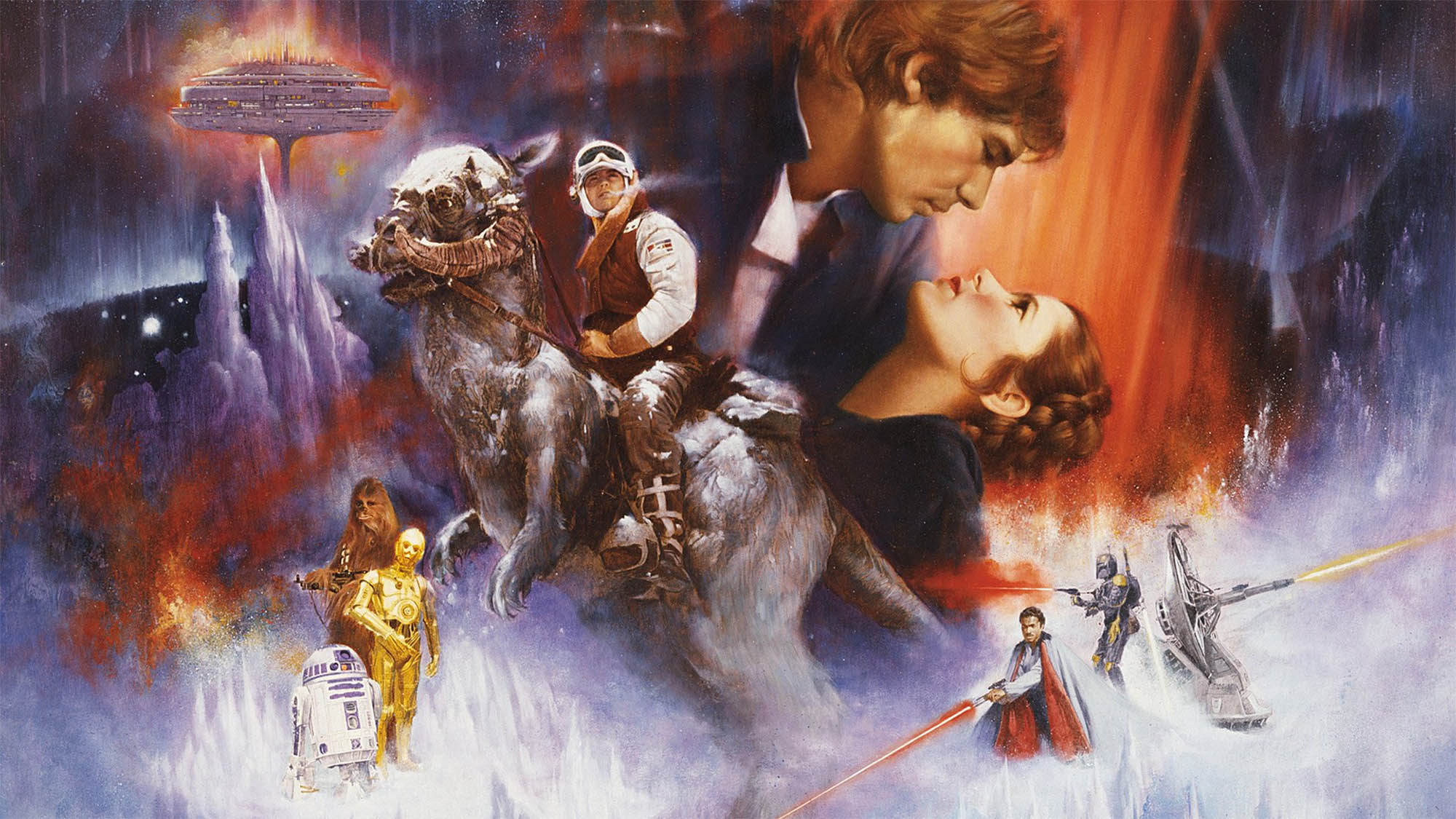 This week is kind of a big deal for 'Star Wars'. Not only does it mark the 38th anniversary of 'The Empire Strikes Back' (released May 21, 1980) and the 41st anniversary of 'A New Hope' (released May 25, 1977), but May 25 also marks the highly anticipated release of 'Solo: A Star Wars Story'.
