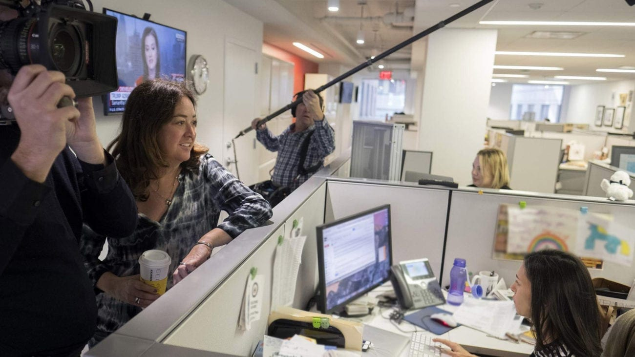 Read on for ten of the best shows about news organizations and the reporters behind them – fire up the presses and teleprompter, and . . . action!