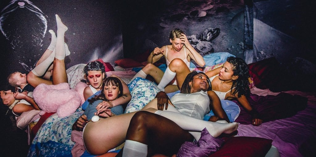 Bruce LaBruce's 'The Misandrists'