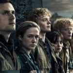 Dystopian TV shows and movies have dominated recently from Charlie Brooker's anthology series 'Black Mirror' to drama 'The 100'.