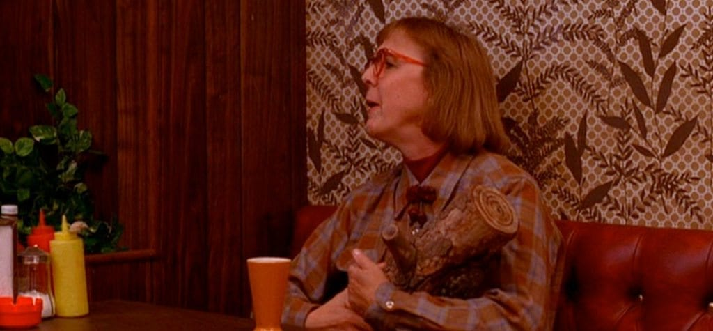 Catherine E. Coulson in 'Twin Peaks'