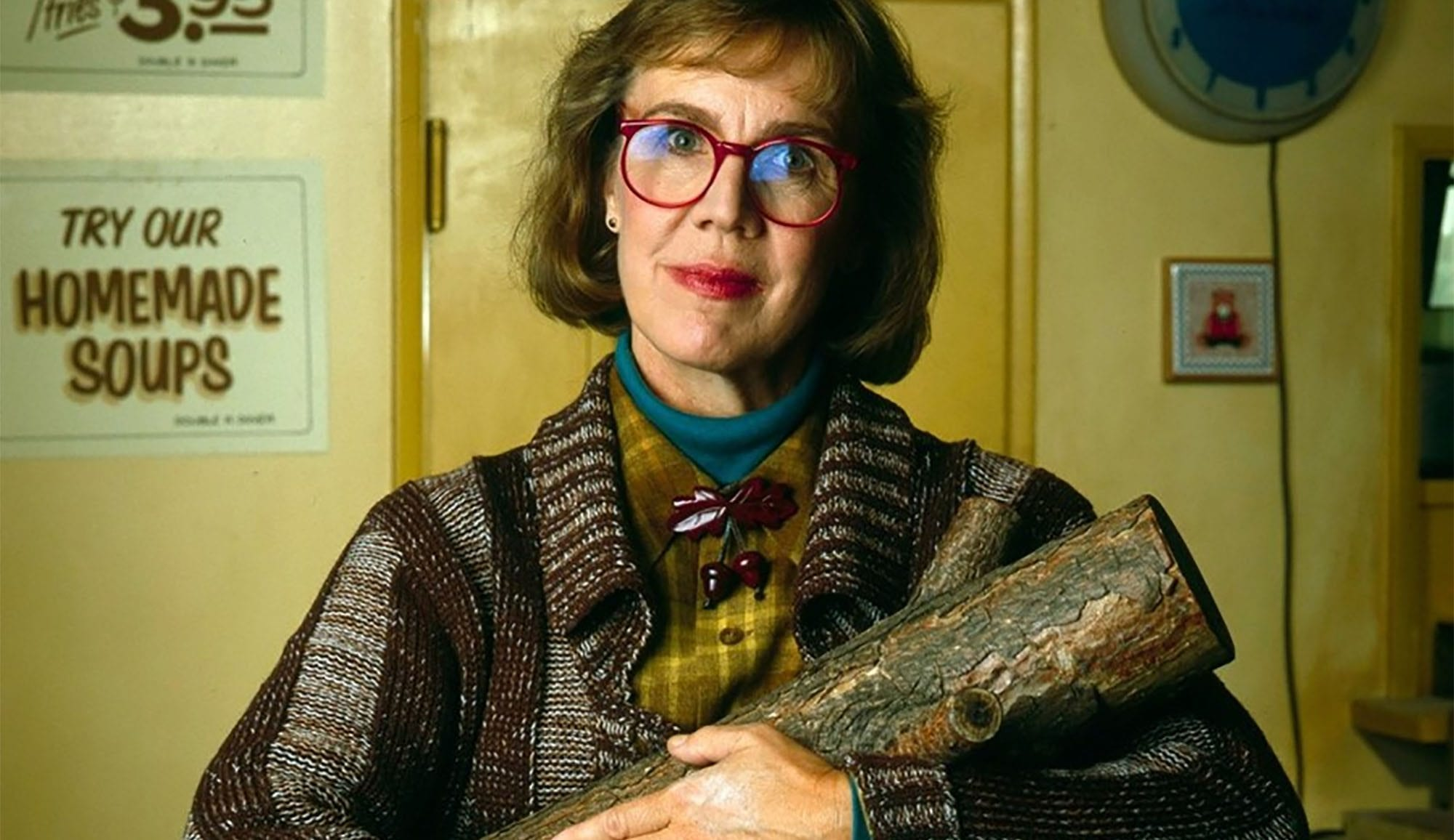 Catherine E. Coulson plays iconic 'Twin Peaks' character the Log Lady. Here's a ranking of eleven of the Log Lady's most essential words of wisdom.