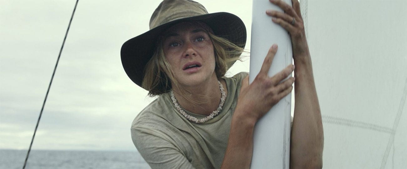 Hey Hollywood, can you make one badass female solo travel film without a guy? This was our thought after watching 'Adrift'.