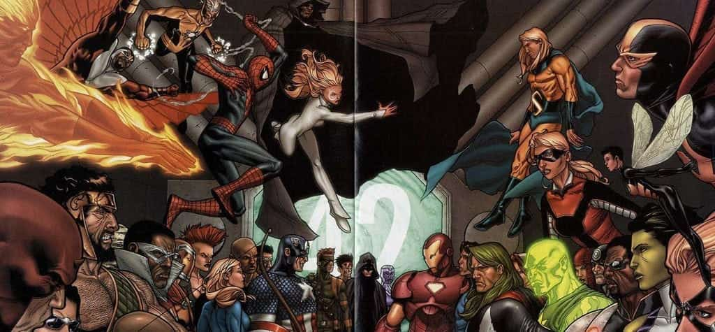 The Avengers and Cloak and Dagger