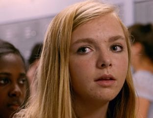 Thirteen-year-old Kayla endures the tidal wave of suburban adolescence as she makes her way through the last week of middle school in 'Eighth Grade'.