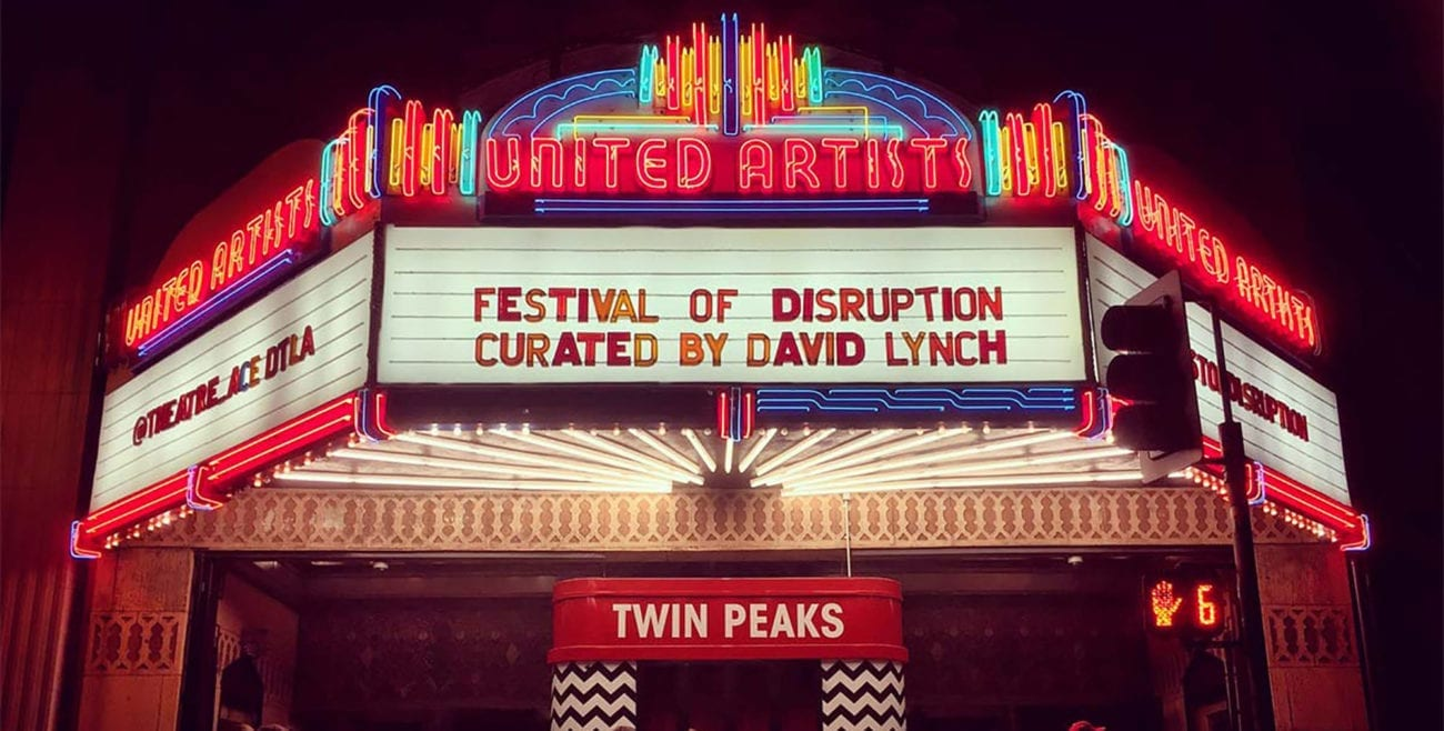David Lynch has announced his Festival of Disruption 2018 lineup and as you can probably already guess, it's absolutely dynamite. Here's everything you need to know.