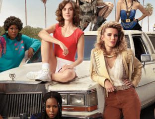 We're fast approaching S2 of GLOW and we know you're all super excited about it. In celebration of the spectacular second season – which FD has seen and can confirm is just as magnificent as the first – we've devised some 'GLOW' inspired sex moves to turn your bedroom into a wrestling ring.
