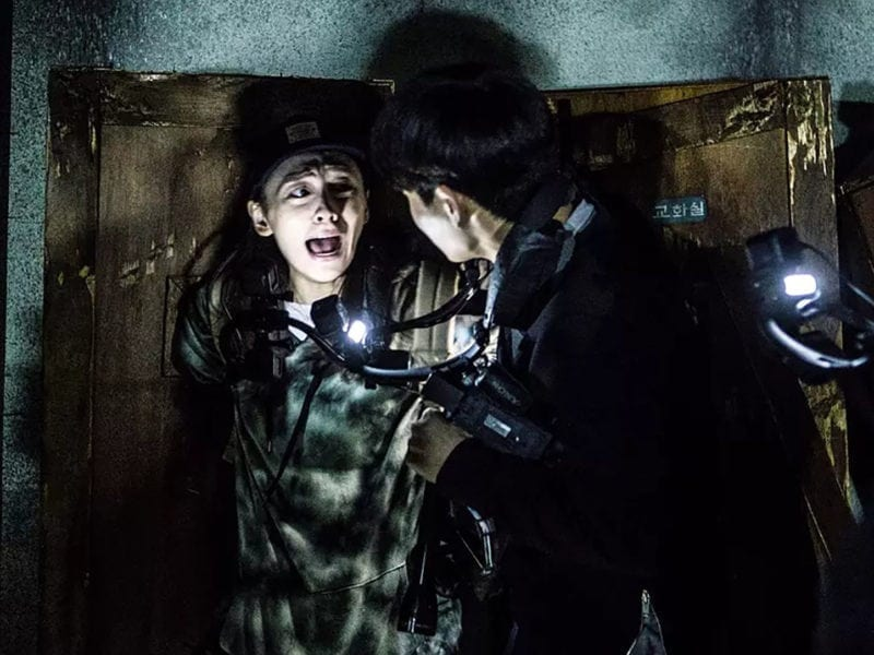 South Korea has been doing well with its vast array of horror / thriller films at the box office recently. Case in point: 'Gonjiam: Haunted Asylum'.