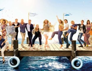 'Mamma Mia! Here We Go Again' has everything the last movie had to make it a lasting favorite. The original film produced over $600 billion worldwide and we wouldn't be surprised to see this one blow that number out of the water.