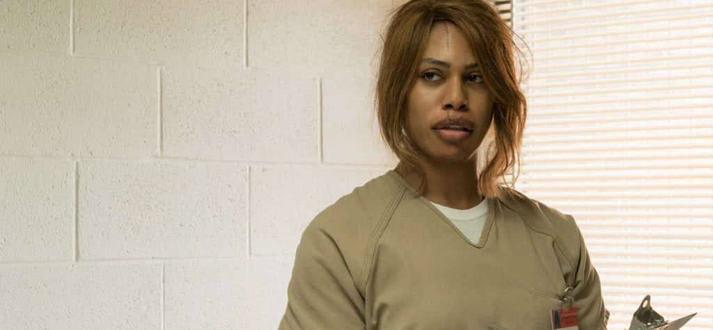 Laverne Cox in 'Orange Is the New Black'