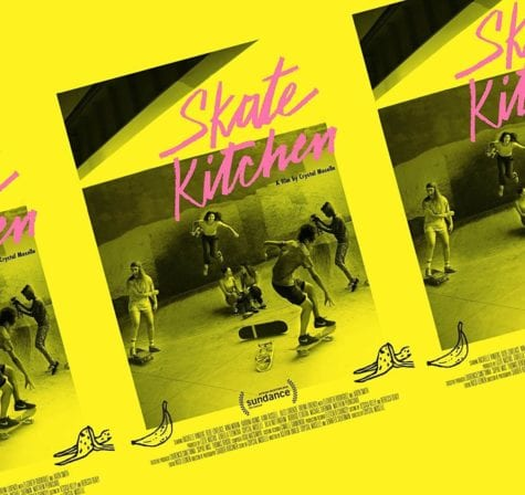 'Skate Kitchen' captures the experience of women in male-dominated spaces, a story of a girl who learns the importance of camaraderie and self-discovery.