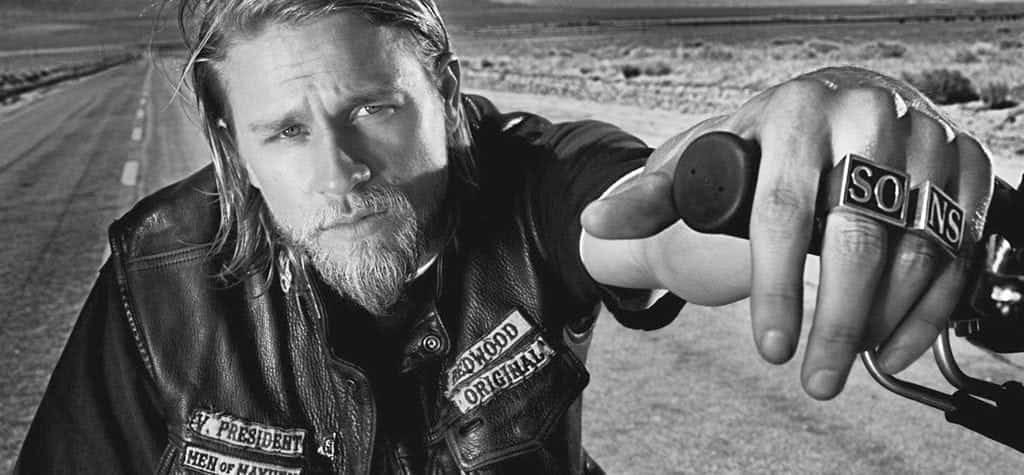 "Jackson ""Jax"" Teller (Charlie Hunnam) in 'Sons of Anarchy'"