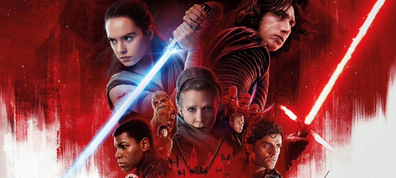 Fans can become outraged when a movie or show doesn't deliver what they want. Case in point is the dweeb squad looking to remake 'Star Wars: The Last Jedi'.