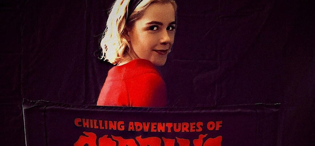 'The Chilling Adventures of Sabrina'