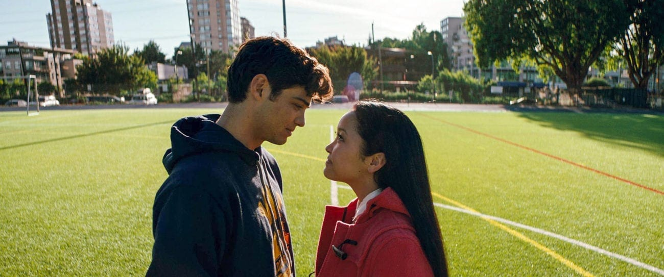 Based on the New York Times Bestselling novel by Jenny Jan, 'To All the Boys I've Loved Before' stars Lana Condor and Noah Centineo. Directed by Susan Johnson and written by Sofia Alvarez.
