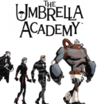 Check out this image then satiate your curiosity about this strange gem by reading everything we knew about 'The Umbrella Academy' before it dropped.