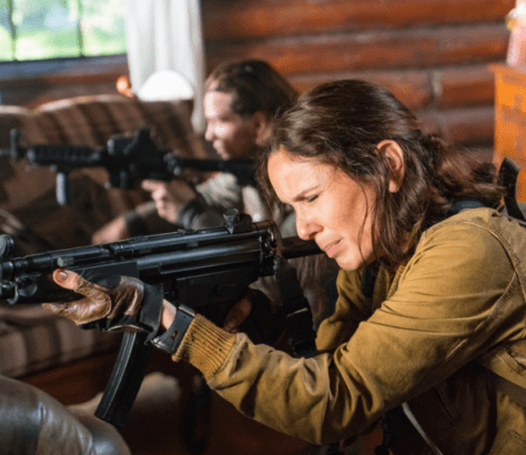 Another underrated genre show: 'Colony'. The sci-fi drama with a sizable fan base has been quietly cancelled by USA after just three seasons.