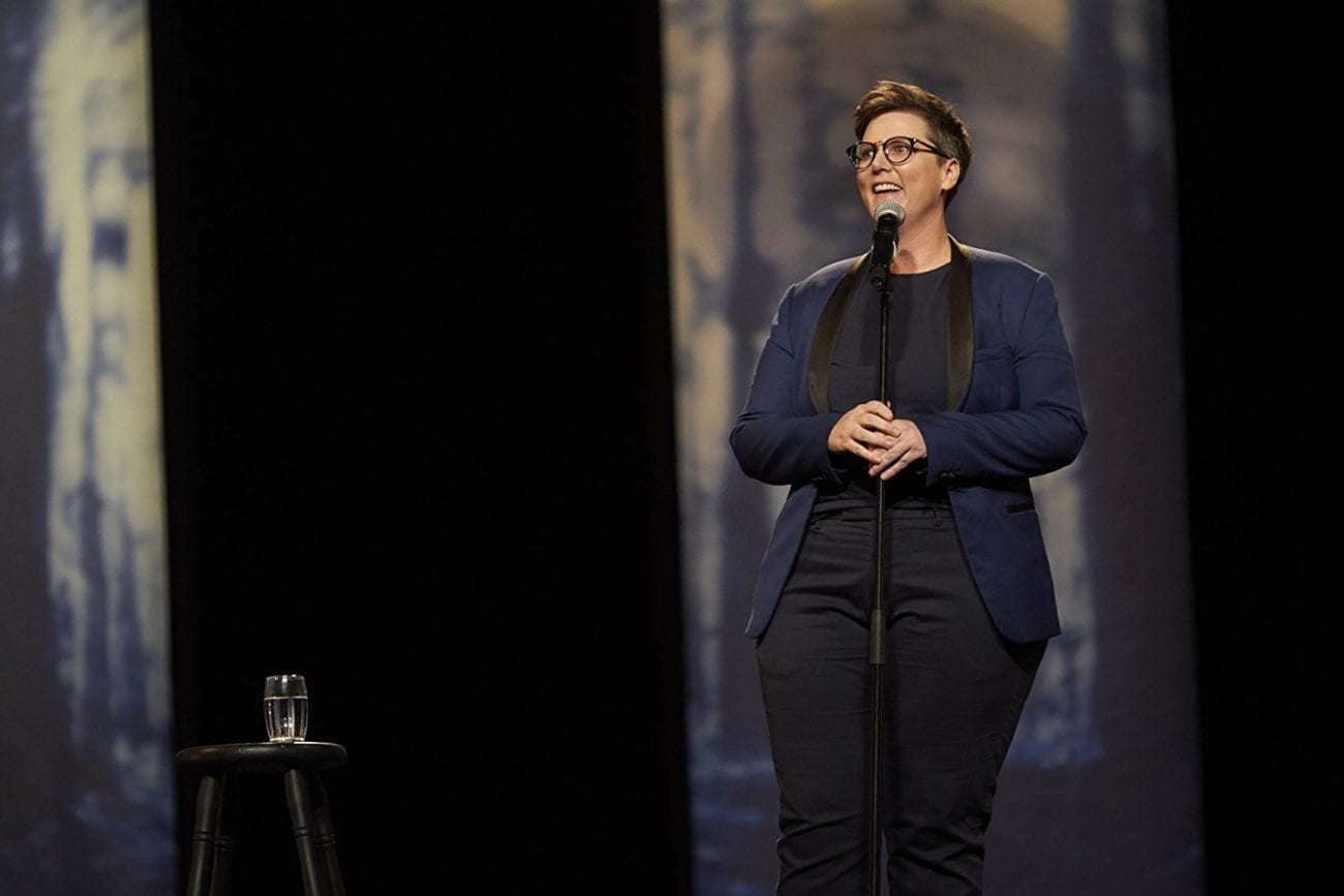 """Comedy"" is appropriate to discuss Australian Hannah Gadsby's live set 'Nanette' – more in reference to reviewers' reactions than anything else."