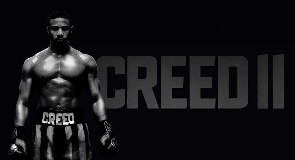 'Creed II' is about going back to basics to rediscover what made you a champion in the first place, and remembering you can't escape your history.