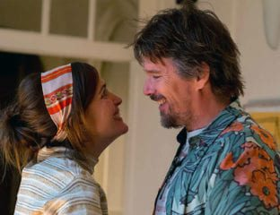 Directed by Jesse Peretz and based on the novel by Nick Hornby, 'Juliet, Naked' is a comic account of life's second chances. Stars Rose Byrne, Ethan Hawke, and Chris O'Dowd.