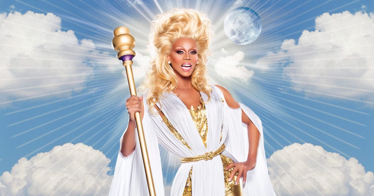 RuPaul looks set to be securing her TV legacy with a new daytime talk show currently in development. We're completely psyched about the potential of it.